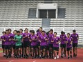 Pemain Timnas Indonesia U-19 Bertumbangan di TC Jakarta