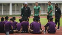 Ketua PSSI Larang Pemain Timnas U-19 Makan Pecel Lele