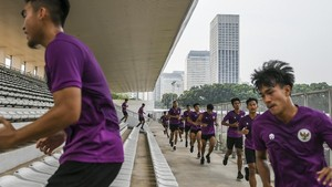 STY Depak Dua Pemain Timnas U-19 karena Indisipliner