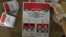 Survei Sentral Institut: Elektabilitas Bobby Ungguli Akhyar