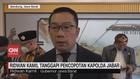 VIDEO: Ridwan Kamil Tanggapi Pencopotan Kapolda Jabar