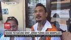 VIDEO: Sidang 'IDI Kacung WHO', Jerinx Tuding Ada Manipulasi