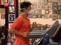 VIDEO: Pengunaan Masker Saat Olahraga Diklaim Aman