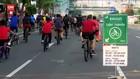VIDEO: Animo Pesepeda Tinggi Tapi Banyak Belum Taat Aturan