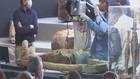 VIDEO: Ih Serem...100 Peti Mati Kuno Dibuka di Mesir