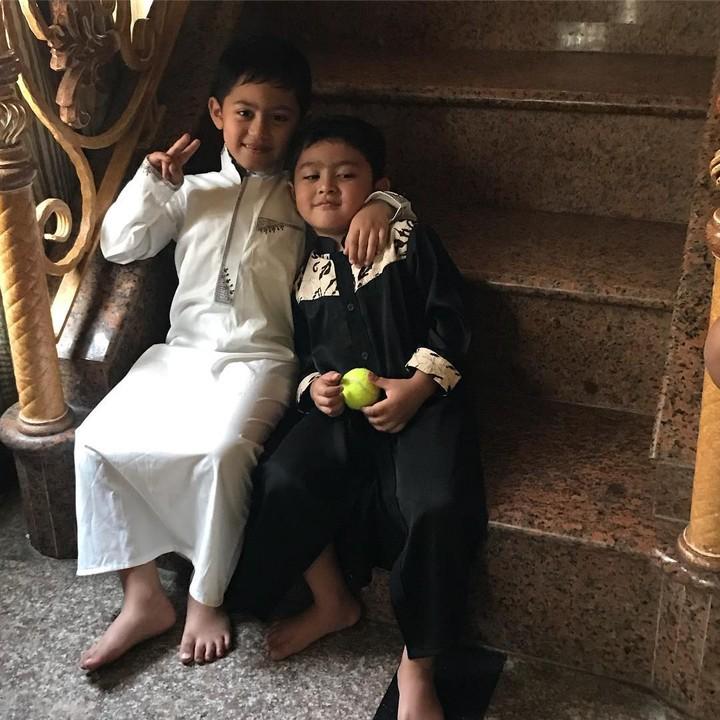 Anak Muzdalifah dan Nassar