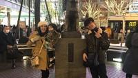<p>Akhir tahun lalu, Andi berlibur bersama suami dan anak-anaknya ke Jepang lho. (Foto: Instagram @andisorayabeatrix)</p>