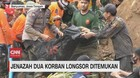 VIDEO: Jenazah Dua Korban Longsor Kakak-beradik Ditemukan
