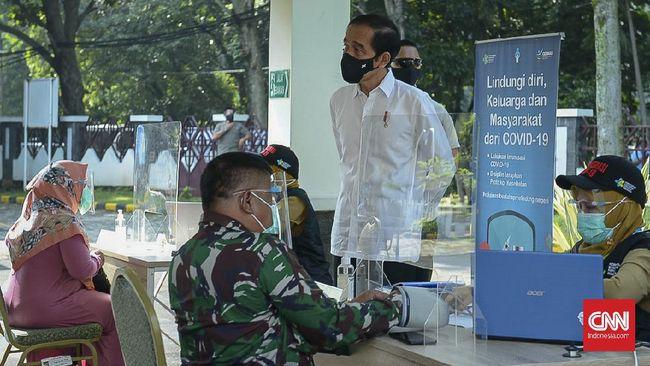 Presiden Jokowi menyatakan Anggaran Pendapatan dan Belanja Negara (APBN) 2021 memiliki fokus pada empat hal, salah satunya penanganan kesehatan.
