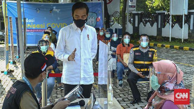 Jokowi bertekad mengakhiri kerumitan berbisnis supaya daya saing Indonesia membaik di kancah global.