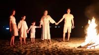 <p>Dari pernikahannya itu, Rio dan istri dikarunia tiga orang anak.(Foto: Instagram @rio.stokhorst)</p>