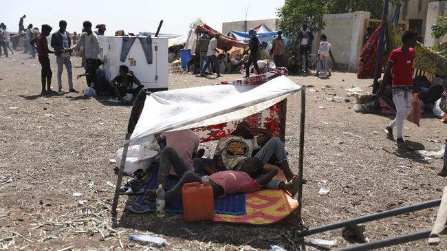 Kawasan Tigray di Ethiopia yang sedang dilanda konflik dilaporkan kembali digempur oleh serangan udara yang menyebabkan beberapa orang terluka.