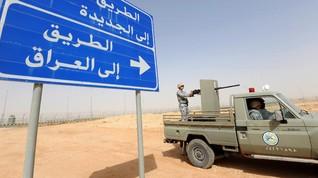 Irak-Saudi Buka Perbatasan yang Ditutup 3 Dasawarsa