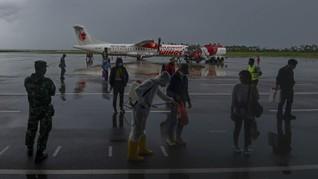 Lion Air Putar Balik ke Surabaya Usai 20 Menit Terbang