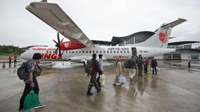 Lion Air akan membuka rute penerbangan baru di Bandara Jenderal Besar Soedirman pada akhir Juni 2021 dengan rute yang dibuka, Jakarta-Purbalingga-Semarang PP.