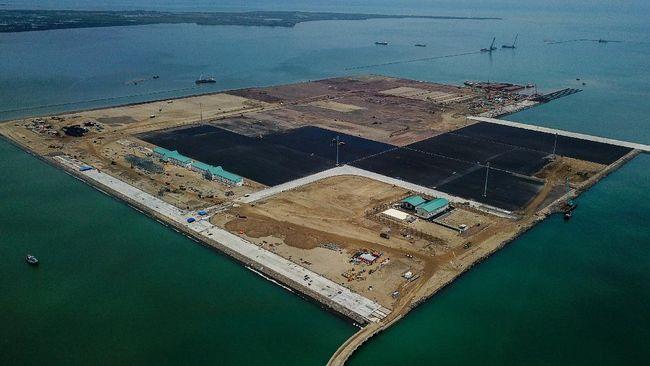 Menko Kemaritiman dan Investasi Luhut Panjaitan mengungkapkan investasi Japan International Cooperation Agency mencapai Rp35 triliun di Pelabuhan Patimban.