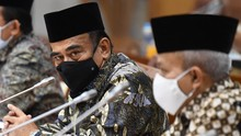 Kementerian Agama Bantah Fachrul Razi Kembali Positif Covid