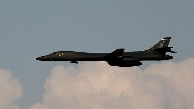 Dua pesawat pengebom jarak jauh AS masuk ke wilayah zona identifikasi pertahanan udara (ADIZ) China pada Selasa (17/11).