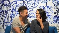 <p>Di Instagram, Sarah Sechan kerap memanggil suaminya dengan sebutan Mr F. (Foto: Instagram @sarsehshoku)</p>