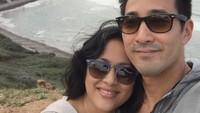 <p>Bagaimana Bunda, serasi betul ya? Kita doakan semoga pernikahan Sarah Sechan, dan suami langgeng. (Foto: Instagram @sarsehshoku)</p>