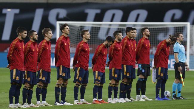 Jadwal siaran langsung Euro 2020 (Euro 2021) hari ini, Senin (14/6), akan menyajikan tiga pertandingan menarik termasuk Spanyol vs Swedia.