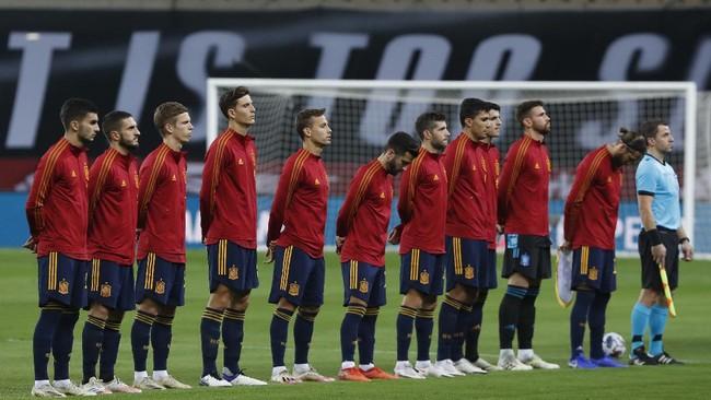 Euro 2020: Meski Seret Gol, Spanyol Tak Risau