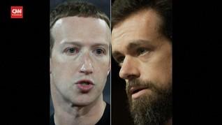 VIDEO: Bos Facebook-Twitter Bicara Misinformasi Pilpres AS