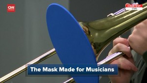 VIDEO: Bermain Orkestra Tanpa Melepas Masker