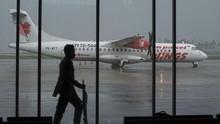Penumpang Angkutan Udara Turun 59,15 periode Januari-Oktober