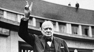 Lukisan Botol Whisky Karya Winston Churchill Laku Rp18 M