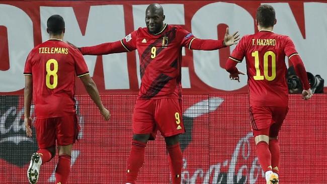 Prediksi Denmark vs Belgia di Euro 2020