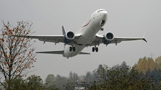 Boeing Akui Pesawat Tipe 737 Max Alami Masalah Baru