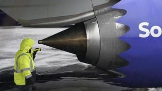 Pesawat Kargo Boeing 737 Jatuh di Laut Hawaii