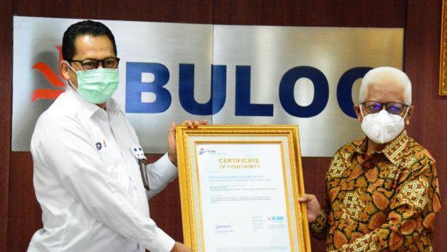 Perum Bulog memperkuat penerapan Clean Management seiring keberhasilan meraih Sertifikat ISO 37001:2016 mengenai Sistem Manajemen Anti Penyuapan.