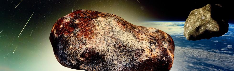 Batu Meteor Jatuh di Tapanuli