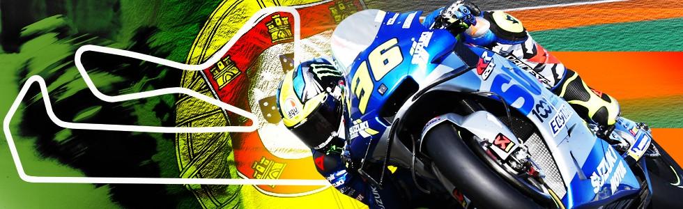 Tutup Musim di MotoGP Portugal