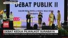 VIDEO: Debat Kedua Pilwalkot Surabaya