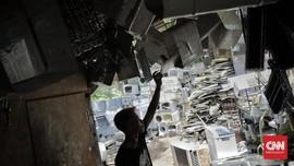FOTO: Limbah Elektronik di Jakarta Capai 22,6 Ton