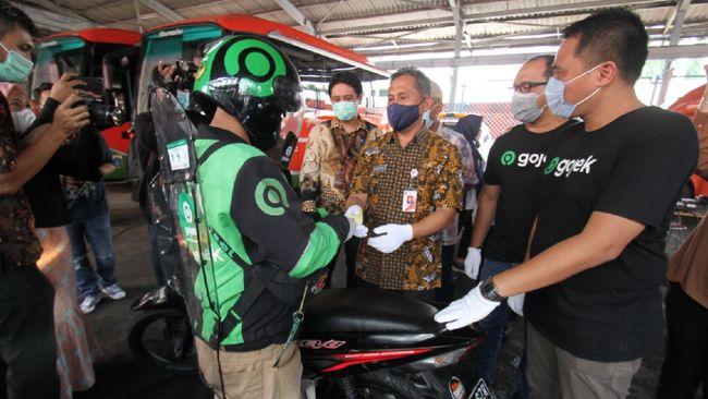 Inisiatif ini merupakan bentuk dukungan Gojek dalam mewujudkan program Jakarta Langit Biru yang diinisiasi oleh Pemprov DKI Jakarta.