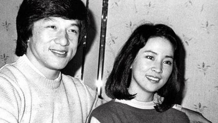 Jackie Chan dan Joan Lin
