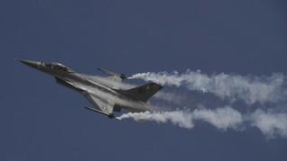 Spesifikasi Jet Tempur AS yang Bombardir Milisi Pro Iran