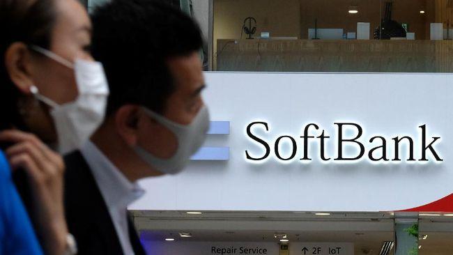 Softbank Group melalui Vision Fund menjual 38 juta saham Uber senilai US$2 miliar atau sekitar Rp28,2 triliun.
