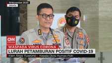 VIDEO: Lurah Petamburan Positif Covid-19