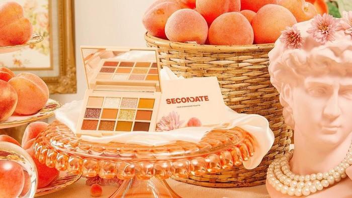 Secondate Rilis Instapeach Eyeshadow Palette yang Cocok untuk Semua Warna Kulit!