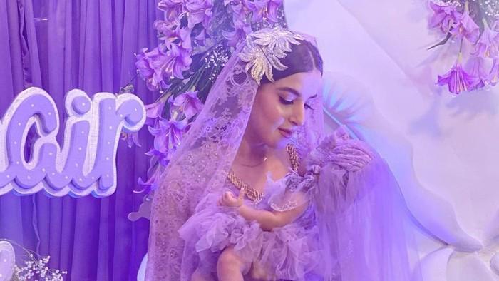 Jadi Ibu, Ini 8 Potret Tasya Farasya dan Baby Maryam