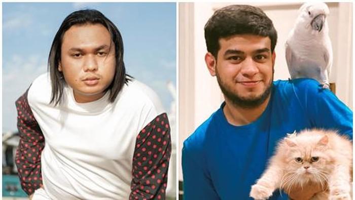 Adu Gaya Duo Influencer Hits 2020 yang Super Kocak, Keanu Agl Vs Fadil Jaidi