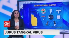 VIDEO: Jurus Tangkal Virus