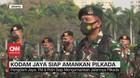 VIDEO: Kodam Jaya Siap Amankan Pilkada