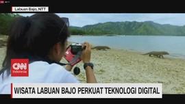VIDEO: Wisata Labuan Bajo Perkuat Teknologi Digital