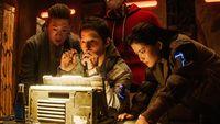 Space Sweepers Kuasai Tangga Film Netflix